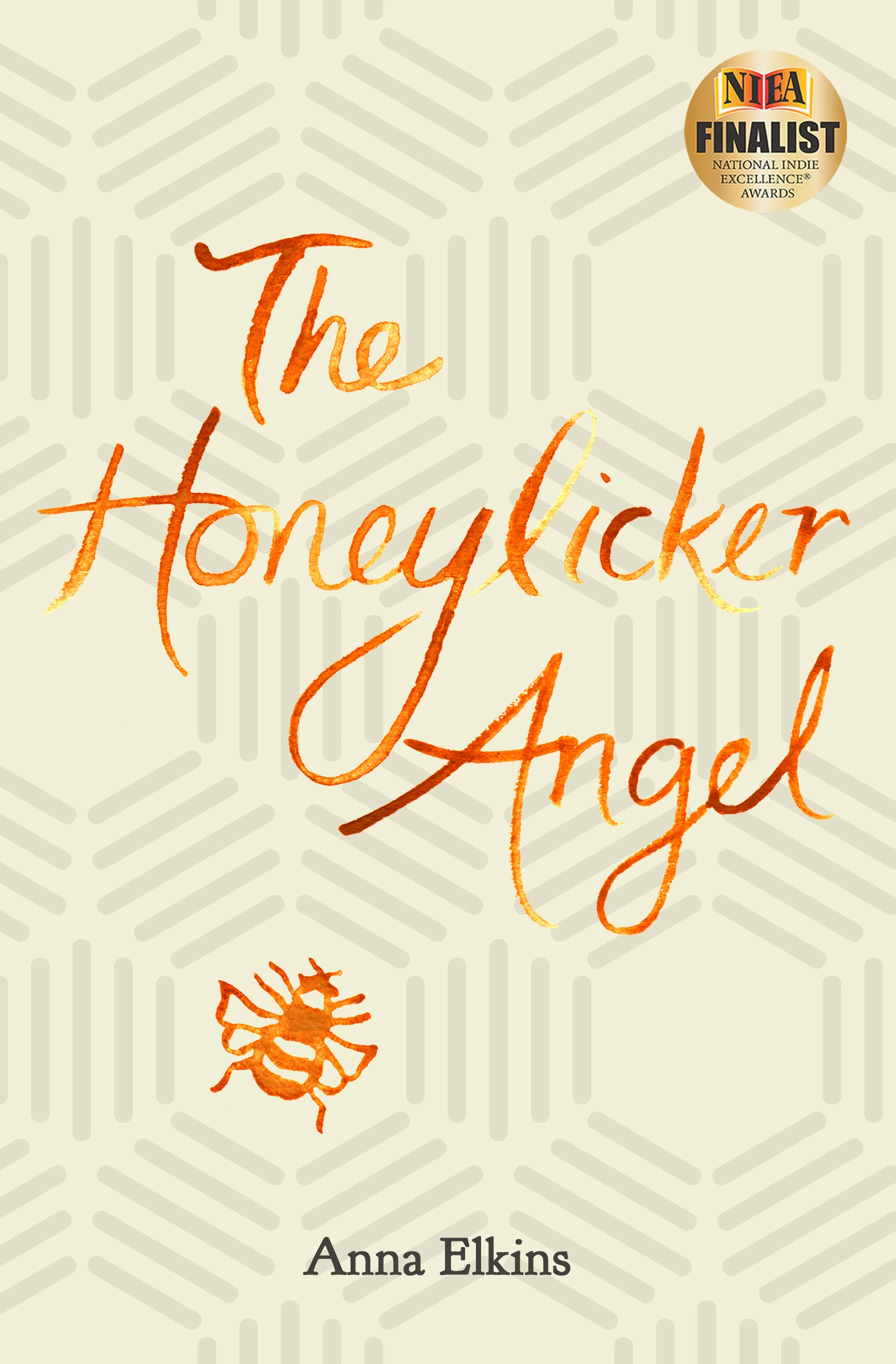 The Honeylicker Angel - by Anna Elkins