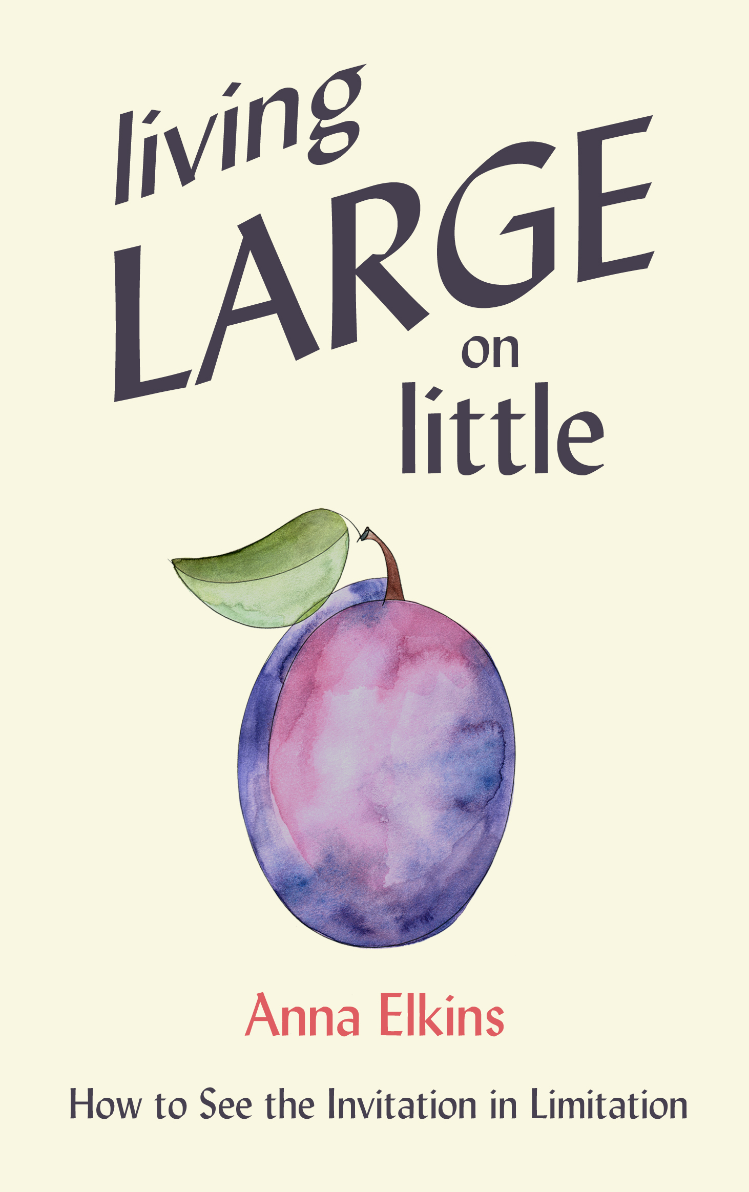 Living Large on Little - by Anna Elkins